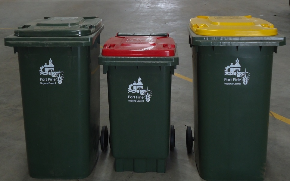 Kerbside Collection Service | Port Pirie Regional Council