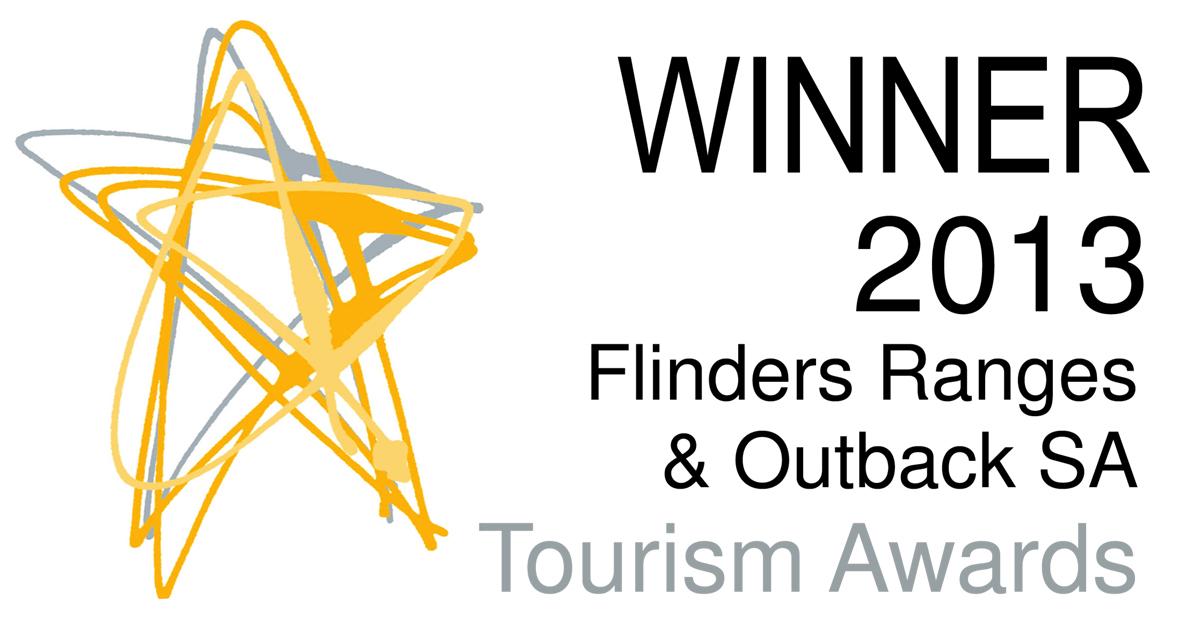 2013 Tourism Award