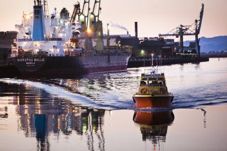 Wharf Port Pirie