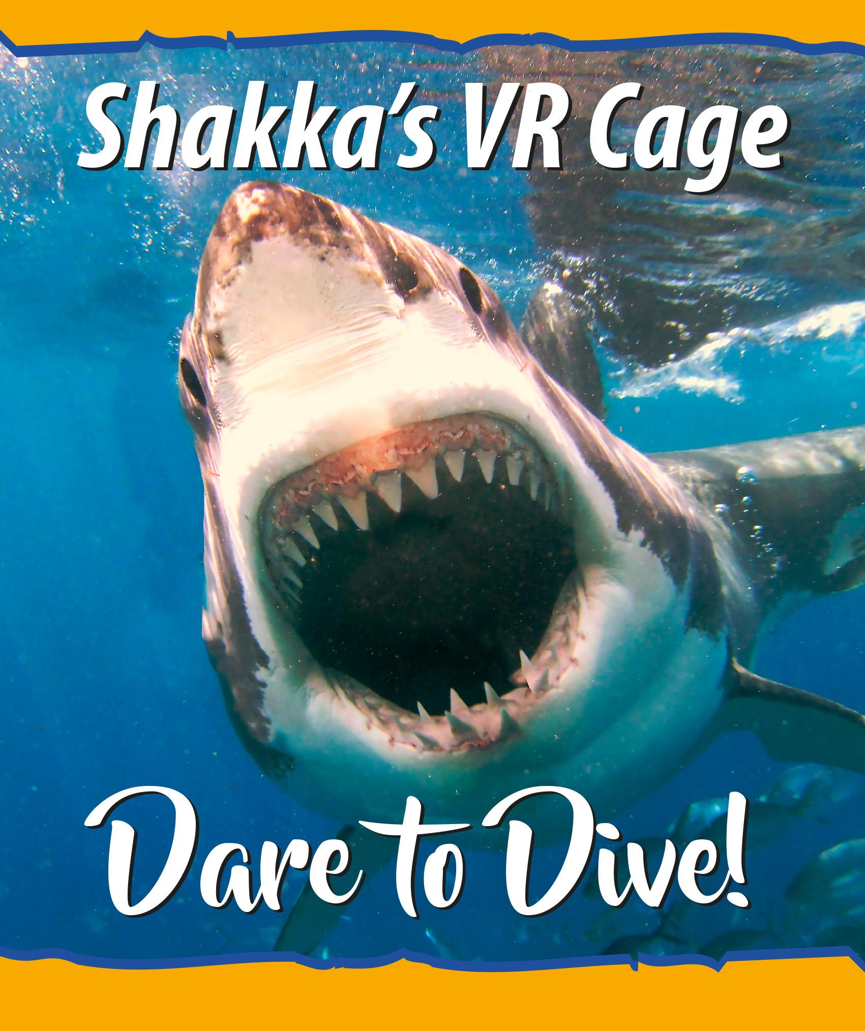 Shakka's VR Cage