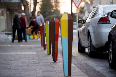 Parking Alexander Street